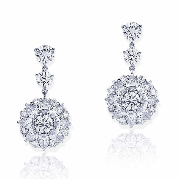 diamond drop earrings featuring round and pear shape diamonds.jpg