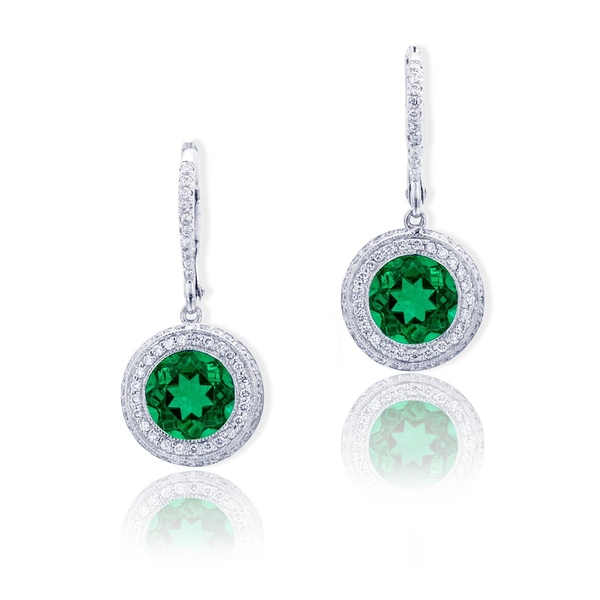 3.12 round emerald and pave diamond drop earrings.jpg